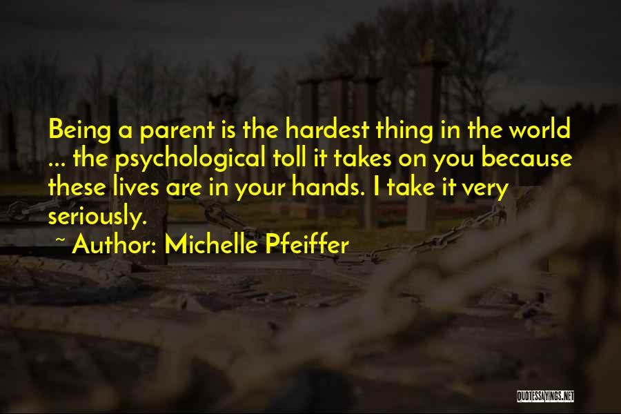Michelle Pfeiffer Quotes 865646