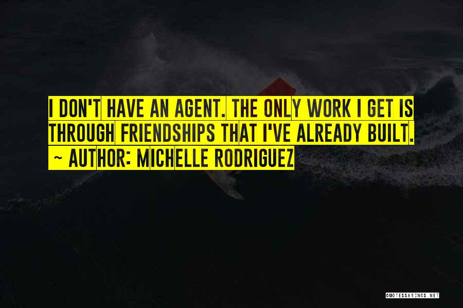 Michelle Rodriguez Quotes 1110586