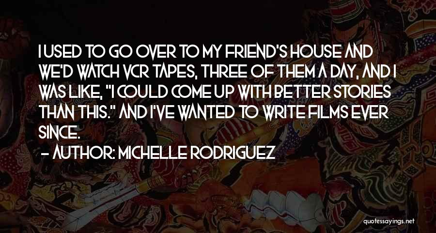 Michelle Rodriguez Quotes 1177375