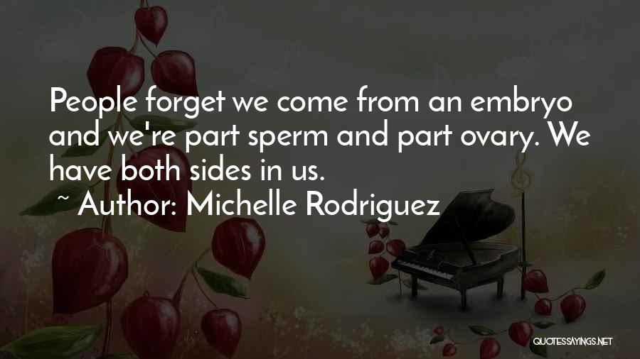 Michelle Rodriguez Quotes 1254795