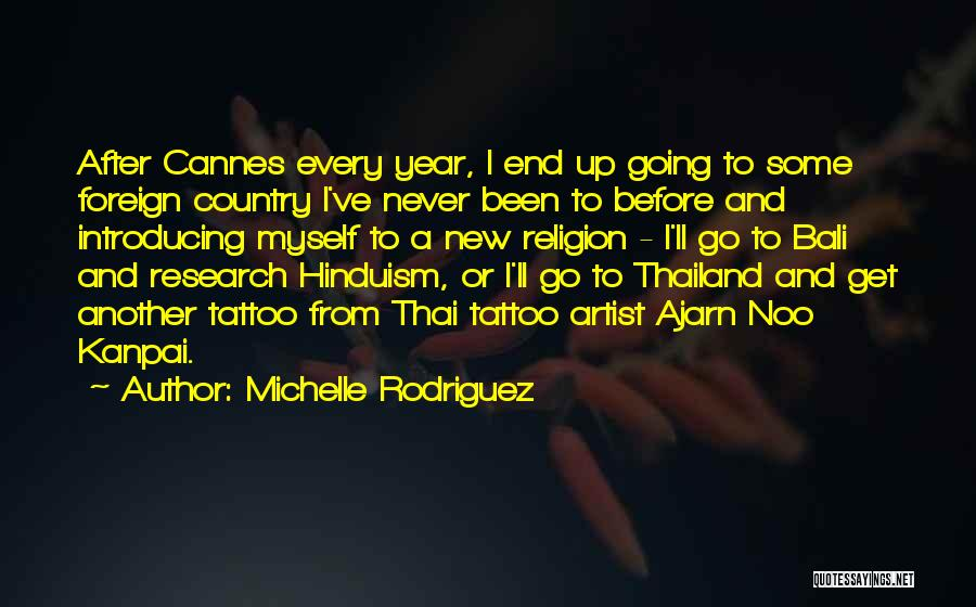 Michelle Rodriguez Quotes 2100206