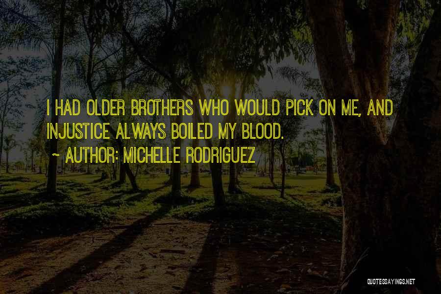 Michelle Rodriguez Quotes 248034