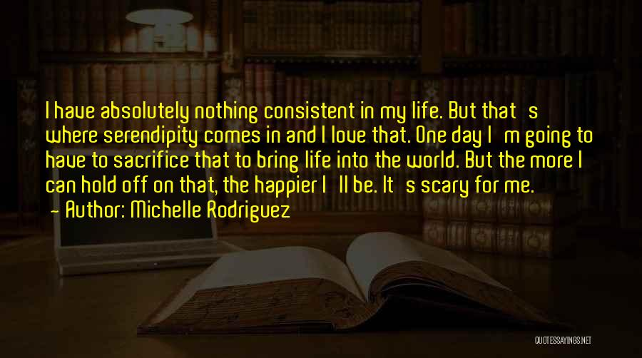 Michelle Rodriguez Quotes 261646