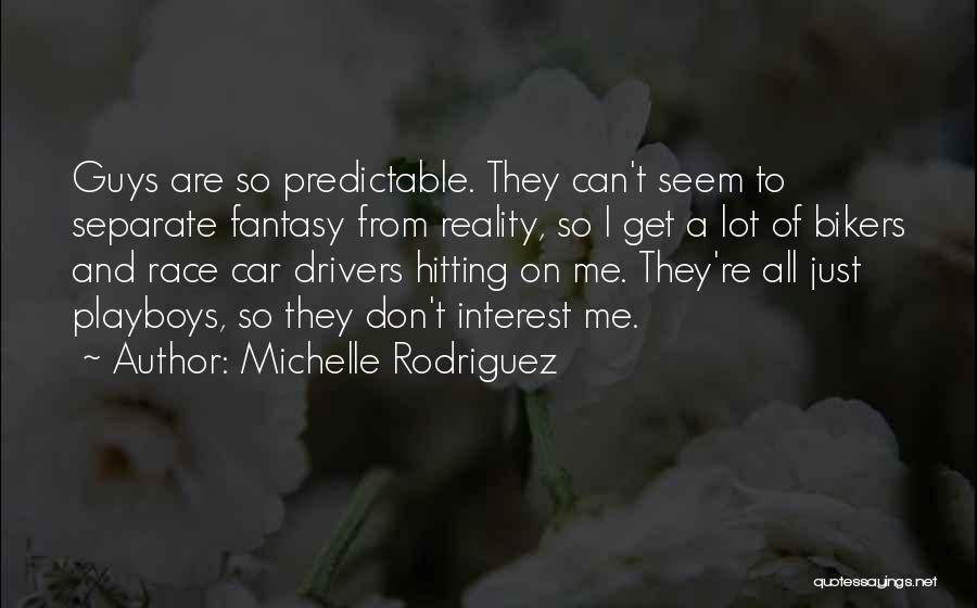 Michelle Rodriguez Quotes 675335