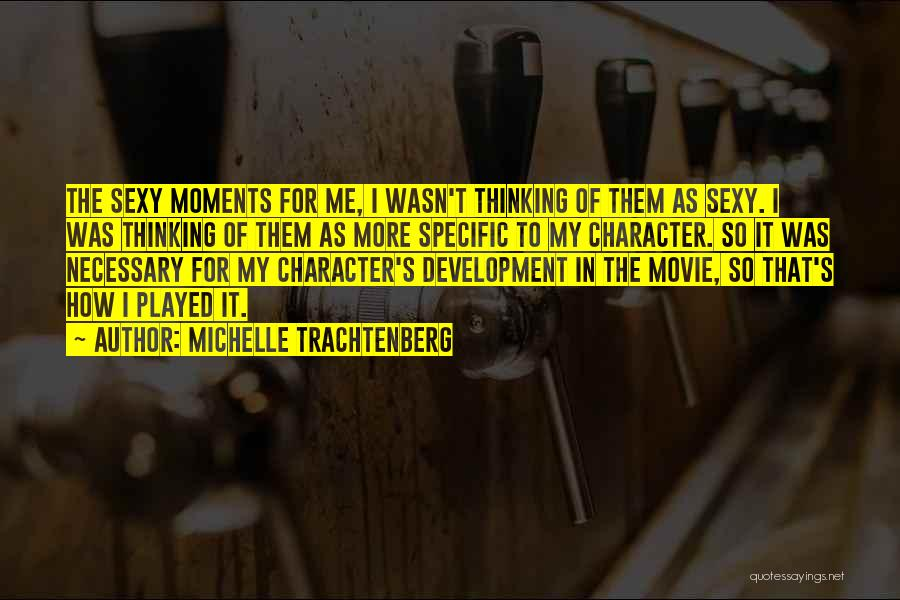 Michelle Trachtenberg Quotes 1806645