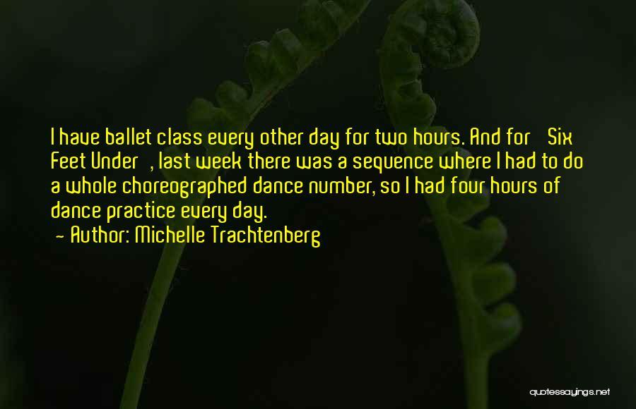 Michelle Trachtenberg Quotes 1919805
