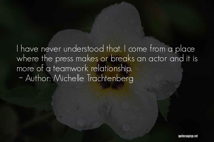 Michelle Trachtenberg Quotes 2016094