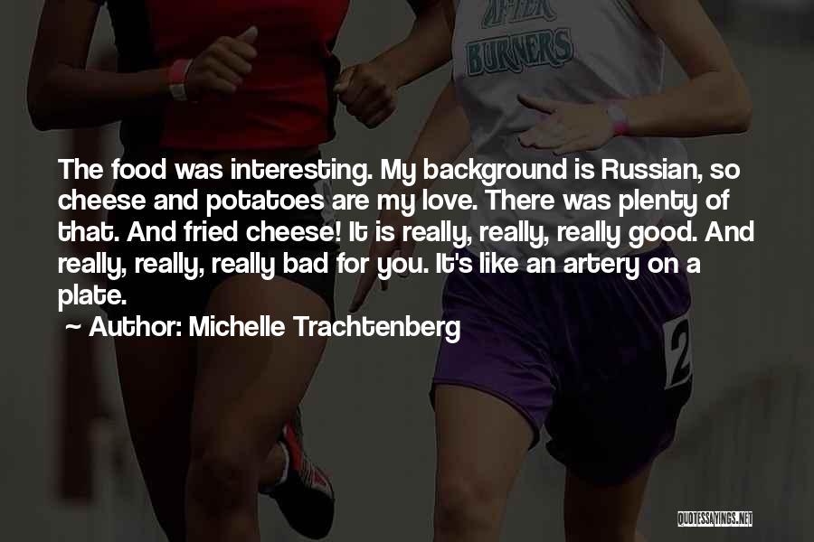 Michelle Trachtenberg Quotes 210200