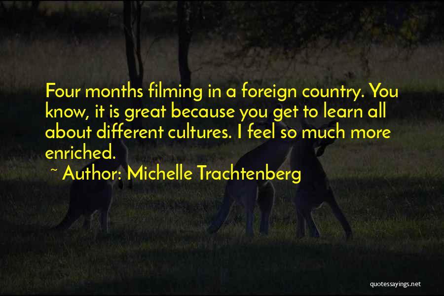 Michelle Trachtenberg Quotes 652625