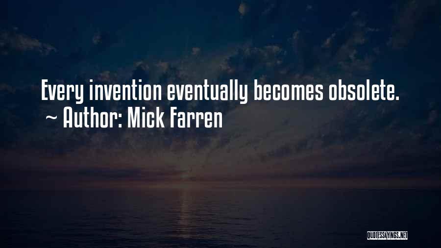 Mick Farren Quotes 2020345