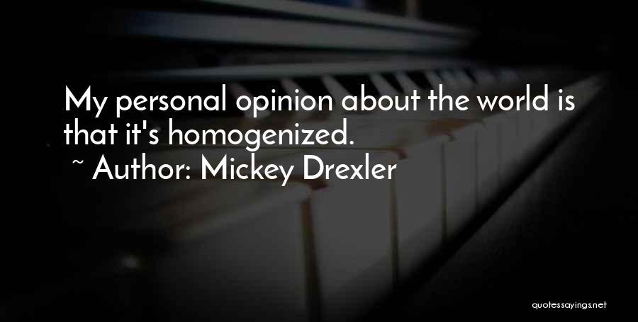 Mickey Drexler Quotes 846121