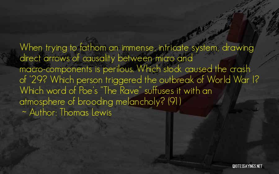 Micro World Quotes By Thomas Lewis