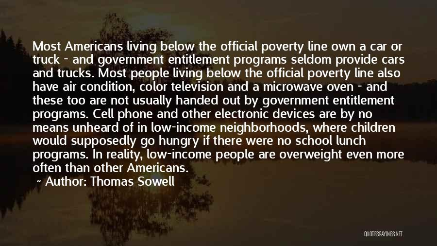 Microwave Oven Quotes By Thomas Sowell