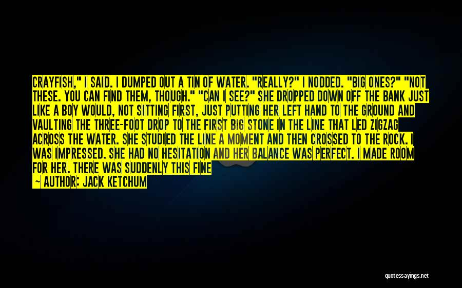 Middle Ground Quotes By Jack Ketchum