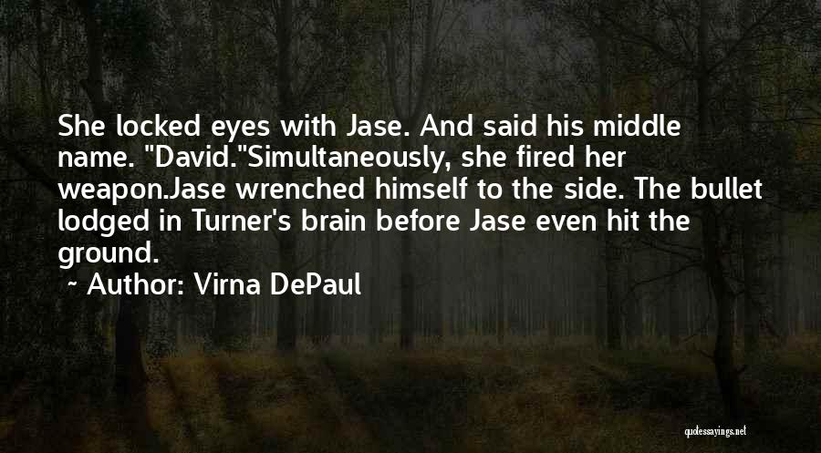 Middle Ground Quotes By Virna DePaul