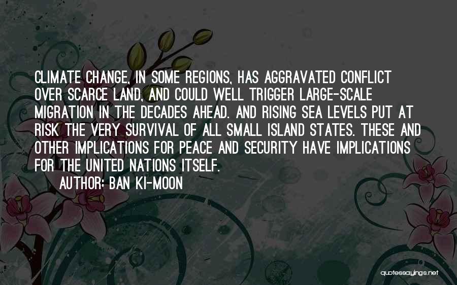 Migration Quotes By Ban Ki-moon