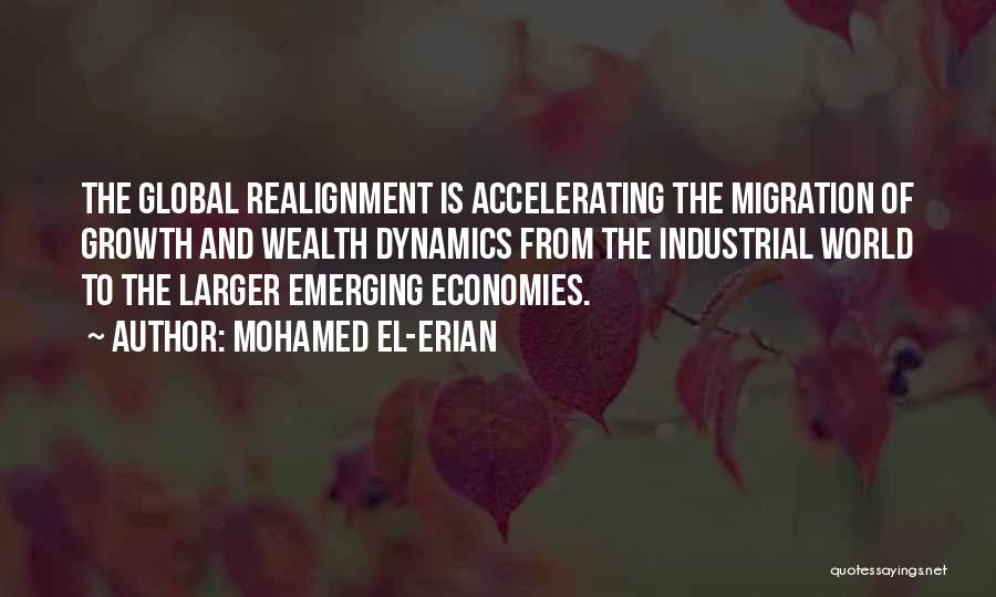 Migration Quotes By Mohamed El-Erian
