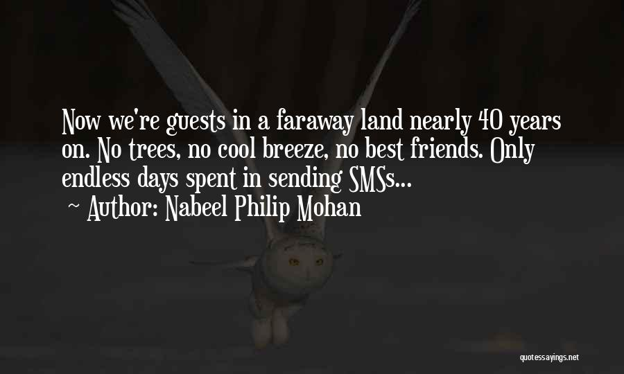 Migration Quotes By Nabeel Philip Mohan