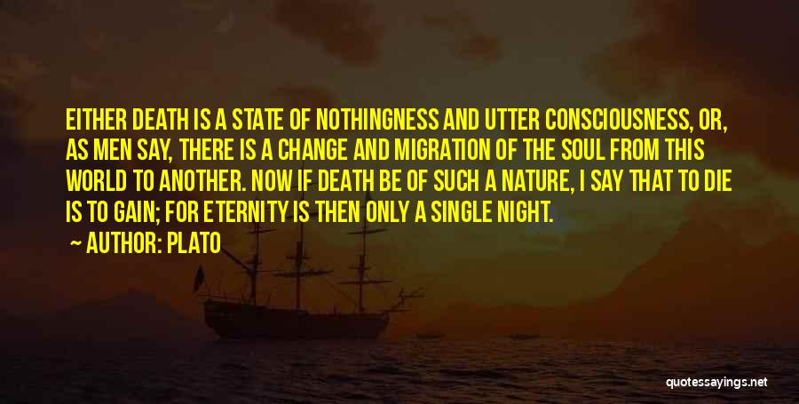 Migration Quotes By Plato