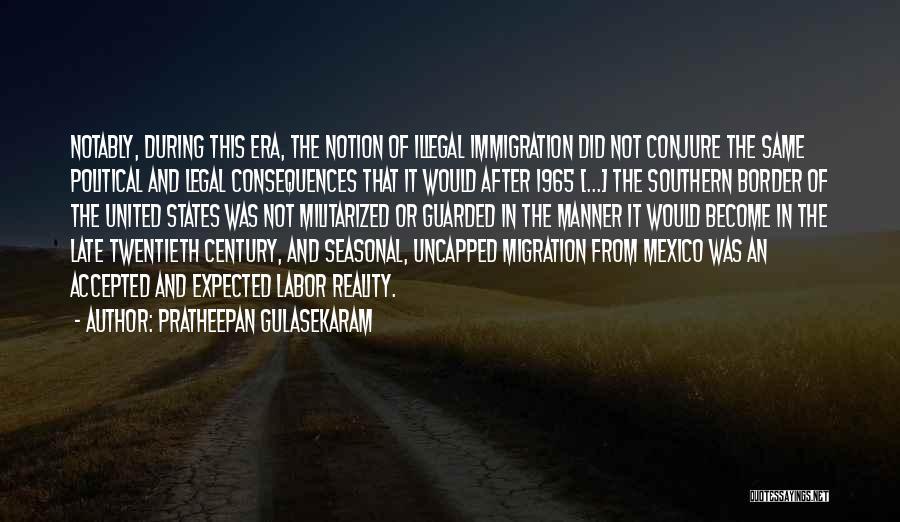 Migration Quotes By Pratheepan Gulasekaram