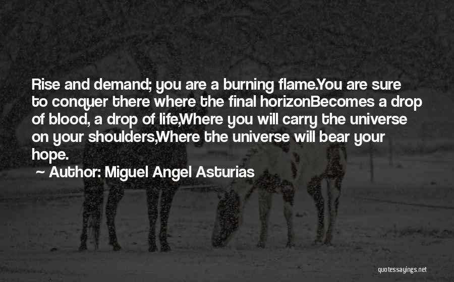 Miguel Angel Asturias Quotes 1097435