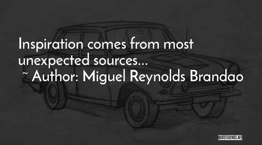 Miguel Reynolds Brandao Quotes 2249178