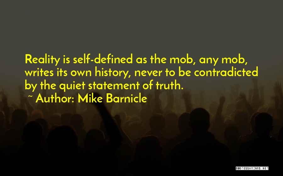 Mike Barnicle Quotes 153779