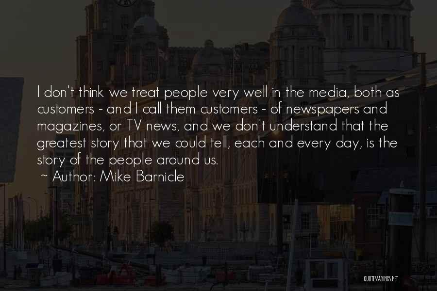 Mike Barnicle Quotes 1551282