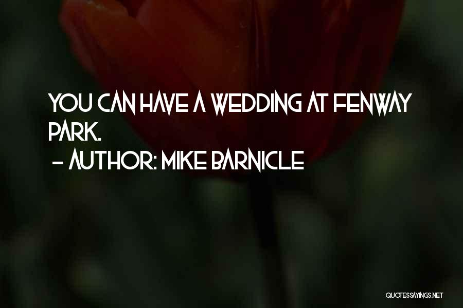 Mike Barnicle Quotes 1896948
