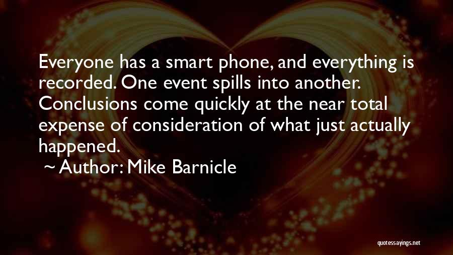 Mike Barnicle Quotes 213920