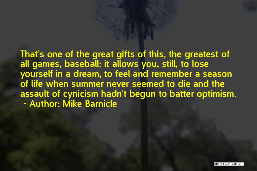 Mike Barnicle Quotes 699475