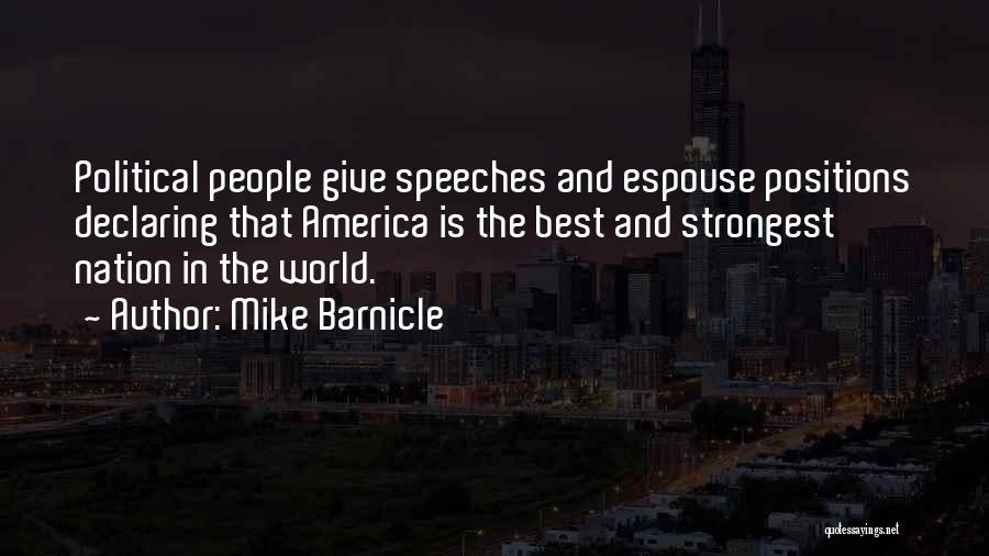 Mike Barnicle Quotes 790634