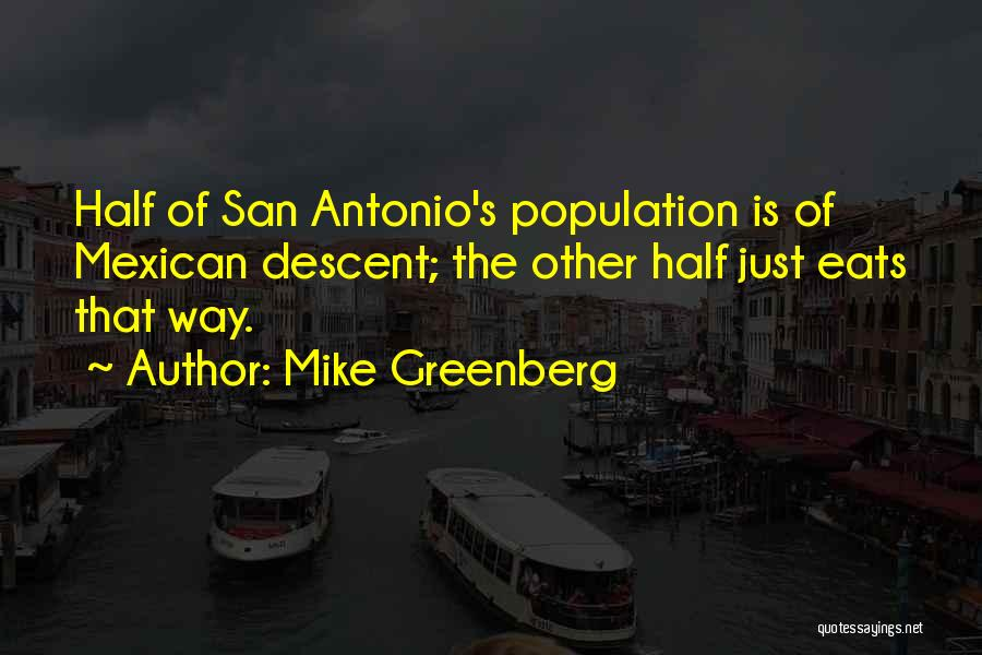 Mike Greenberg Quotes 1995033
