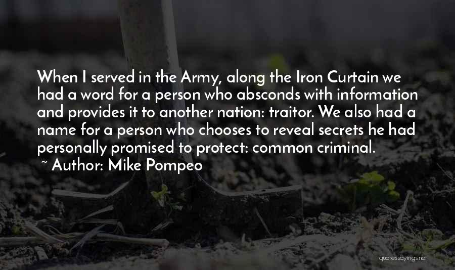 Mike Pompeo Quotes 710954