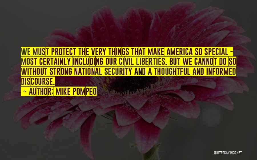 Mike Pompeo Quotes 827673