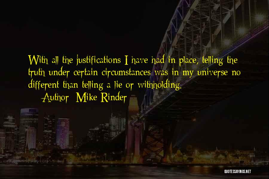 Mike Rinder Quotes 2223179