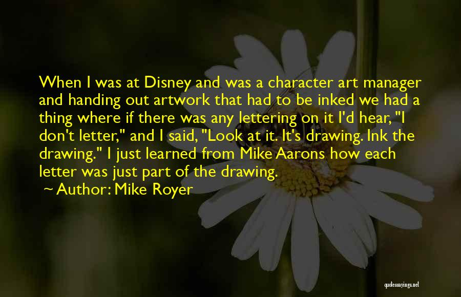 Mike Royer Quotes 1340758