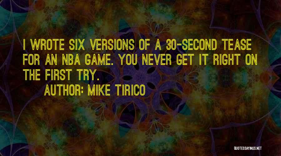 Mike Tirico Quotes 743470
