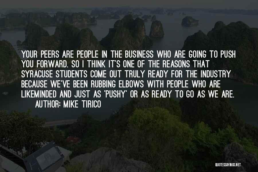 Mike Tirico Quotes 805247