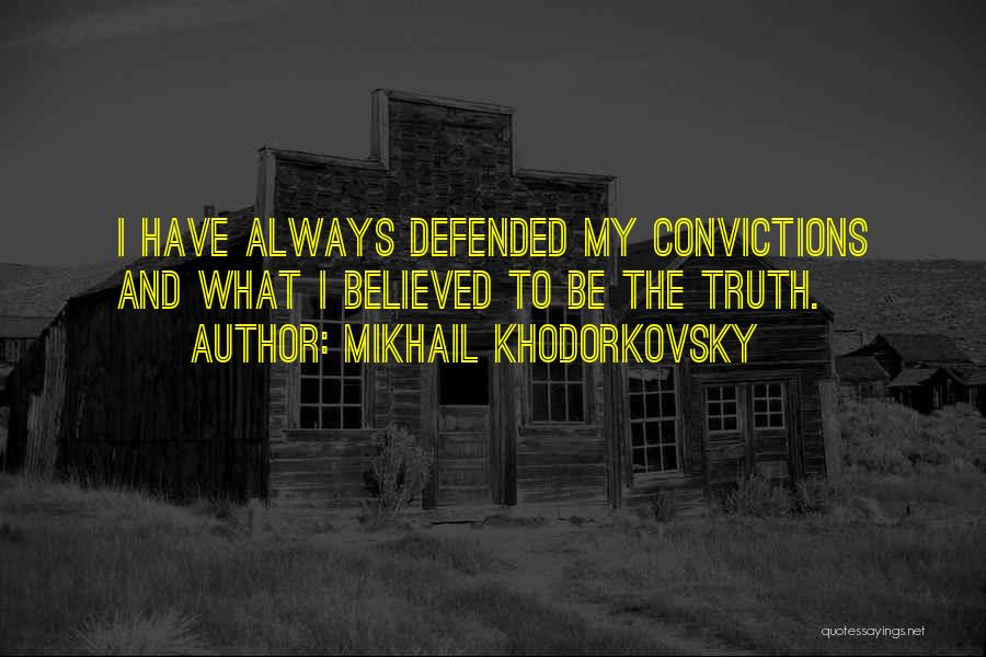 Mikhail Khodorkovsky Quotes 190702