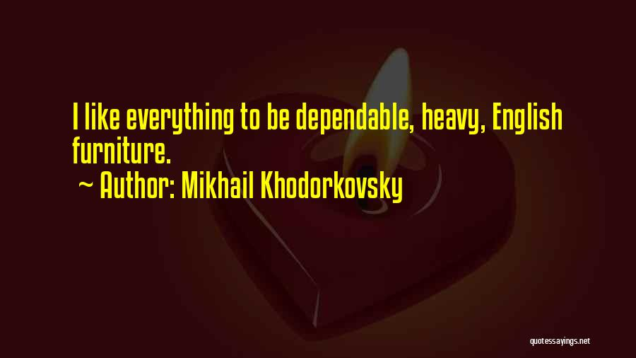Mikhail Khodorkovsky Quotes 83154