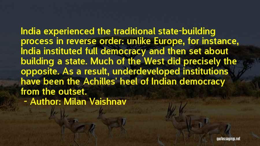 Milan Vaishnav Quotes 369997