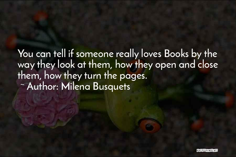 Milena Busquets Quotes 1501302