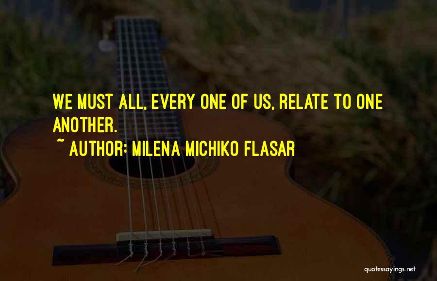 Milena Michiko Flasar Quotes 1162930