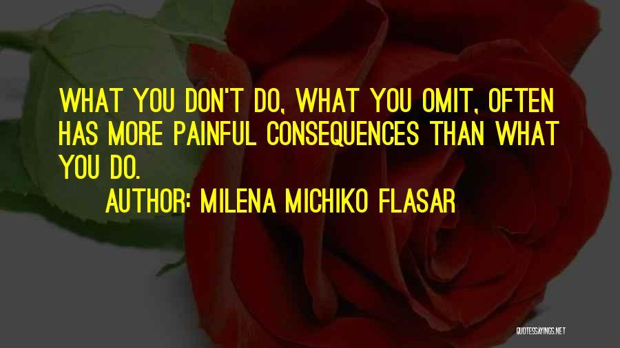 Milena Michiko Flasar Quotes 1861826