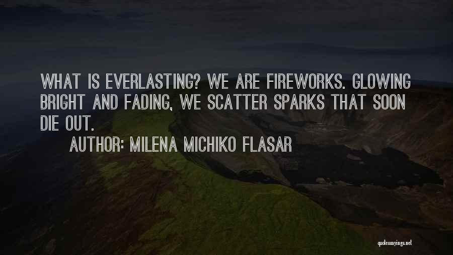 Milena Michiko Flasar Quotes 198495