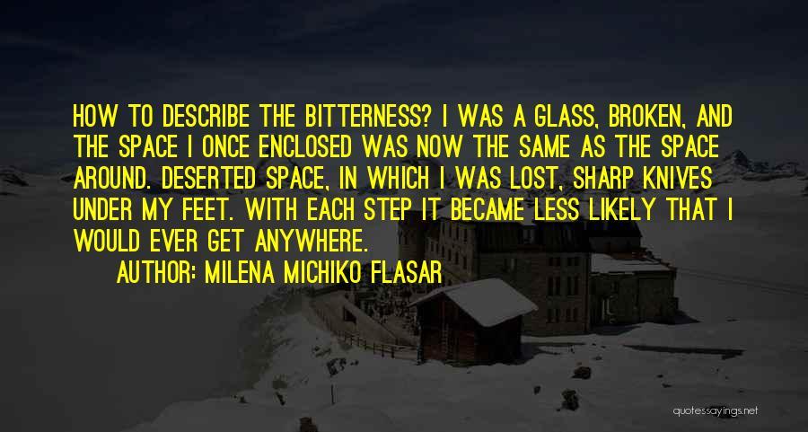 Milena Michiko Flasar Quotes 442308
