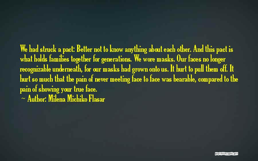 Milena Michiko Flasar Quotes 474118
