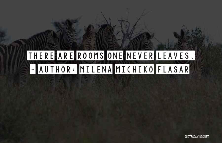 Milena Michiko Flasar Quotes 983441
