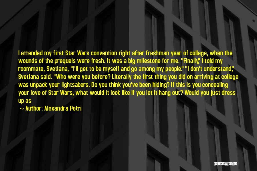Milestone Quotes By Alexandra Petri